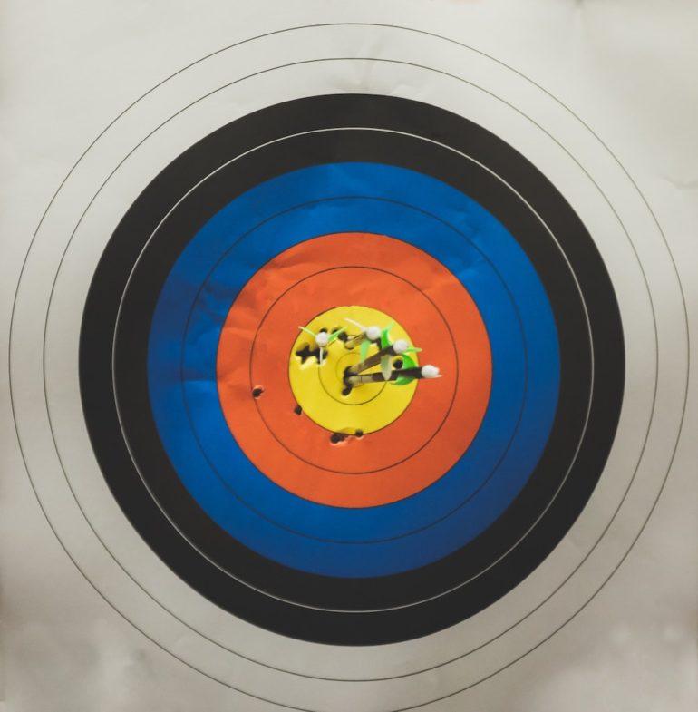 Bogenschießen Ziele