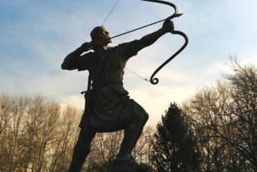 Geschichte des Bogenschießens